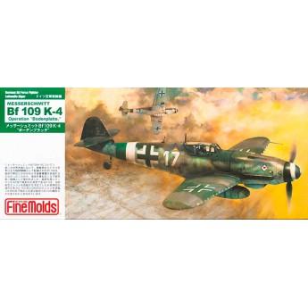 """Модель самолета Bf109 K-4 Operation """"Bodenplatte"""" (1:72)"""