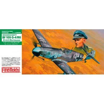 "Модель самолета Bf109 G-4/R-6 ""Erich Hartmann"" (1:72)"
