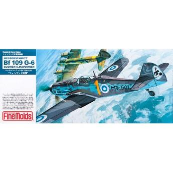 """Модель самолета Bf109 G-6 """"SUOMEN ILMAVOIMIEN"""" (1:72)"""