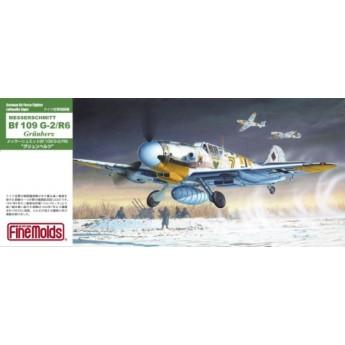 """Модель самолета Messerschmitt Bf 109 G-2/R6 """"JG54 Grunherz"""" (1:72)"""
