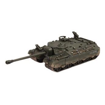 Panzerstahl 89007 Готовая модель САУ T28-T95 (Turtle) (1:72)