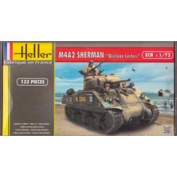"Модель танка M4A2 SHERMAN ""DIVISION LECLERC"" (1:72)"