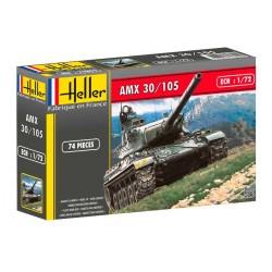 Модель танка АМХ 30/105 (1:72)