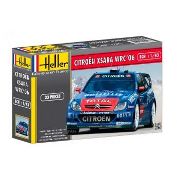Модель автомобиля Ситроен XSARA WRC 06 (1:43)