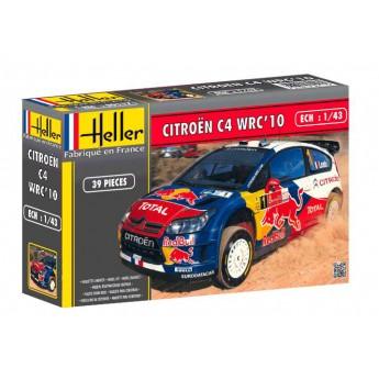 Модель автомобиля Ситроен С4 WRC 10 (1:43)