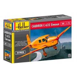 Heller 80208 Сборная модель самолёта CAUDRON C635 SIMOUN (1:72)