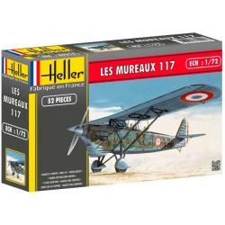 Heller 80215 Сборная модель самолёта LES MUREAUX 117 (1:72)