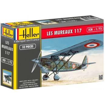 Модель самолёта LES MUREAUX 117 (1:72)