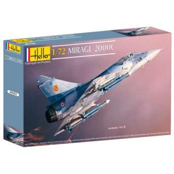 Модель самолета Мираж 2000 C (1:72)