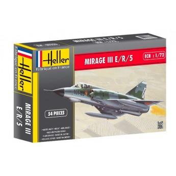 Модель самолета Мираж III E/R/5 (1:72)