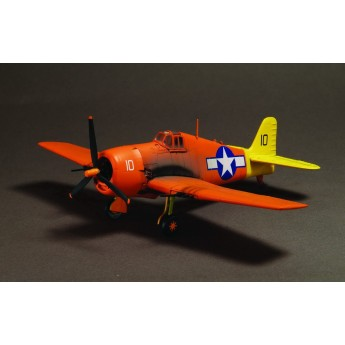 WarMaster APF0001 Готовая модель самолета Grumman F6F HELLCAT (1:72)
