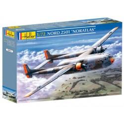 Heller 80374 Сборная модель самолета Норд 2501 (1:72)