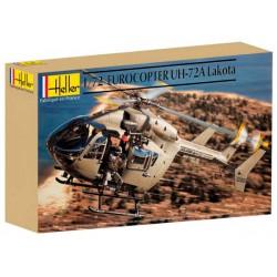 Модель вертолета UN-72 (1:72)
