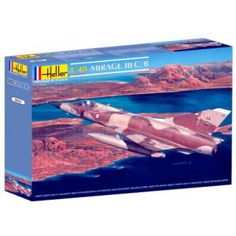 Модель самолета Мираж III (1:48)