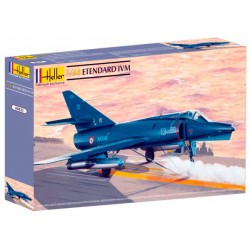 Heller 80425 Сборная модель самолета ETENDARD IV M (1:48)