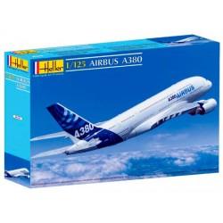 Heller 80438 Сборная модель самолета Аэробус А-380 (1:125)