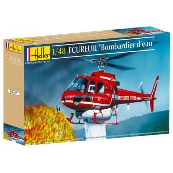 Модель вертолета Экюрей (1:48)