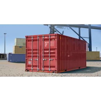 Аксессуары 20-ти футовый контейнер (1:35)