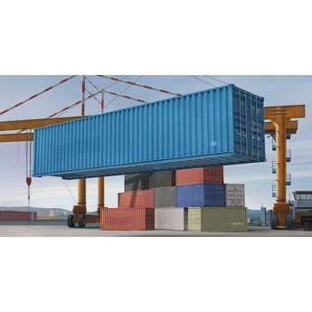 Аксессуары 40 футовый контейнер (1:35)