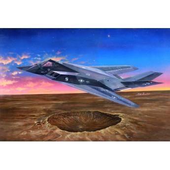 Модель самолёта F-117 Найтхок (1:32)
