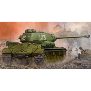 Модель танка советского ИС-2 (1:35)
