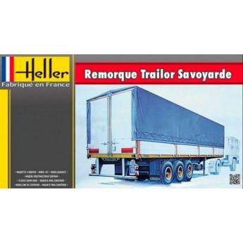 Модель трейлера REMORQUE TRAILOR SAVOYARDE (1:24)
