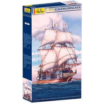 Модель корабля Испанский галеон (1:200)