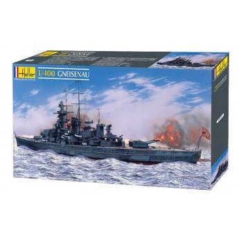 "Модель корабля ""Gleisenau"" (1:400)"