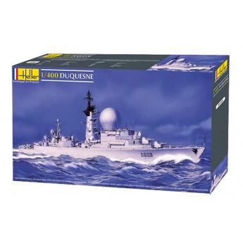 """Модель корабля """"Duguesne"""" (1:400)"""