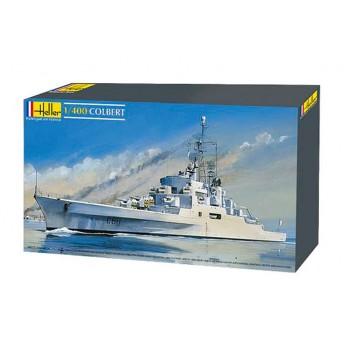 Модель корабля Колберт (1:400)
