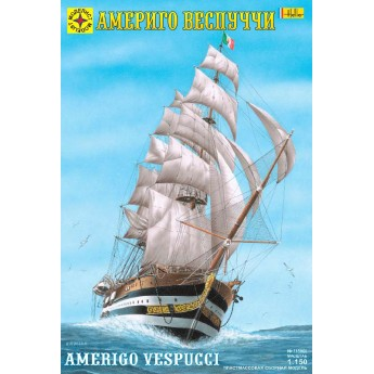"Корабль ""Америго Веспуччи"" (1:150)"