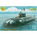 """Моделист 170074 Атомный подводный крейсер """"Омск"""" (1:700)"""