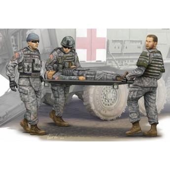Солдаты Армия США Бригада Скорой Помощи (1:35)