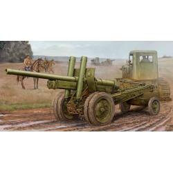 122-мм пушка образца 1931/37 годов А-19 (1:35)