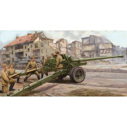 100-мм противотанковая пушка образца 1944 года БС-3 (1:35)
