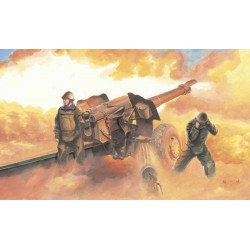 122-мм полевая пушка Д-74 (1:35)