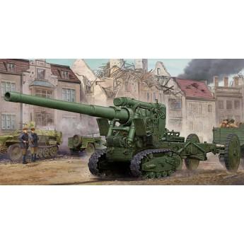 152-мм пушка образца.1935 года БР-2 (1:35)