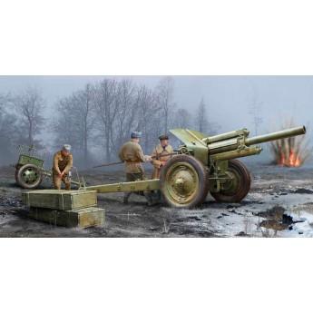 122-мм гаубица образца 1938 года М-30 ранний выпуск (1:35)