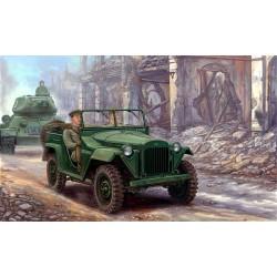 Trumpeter 02346 Сборная модель автомобиля ГАЗ-67Б (1:35)