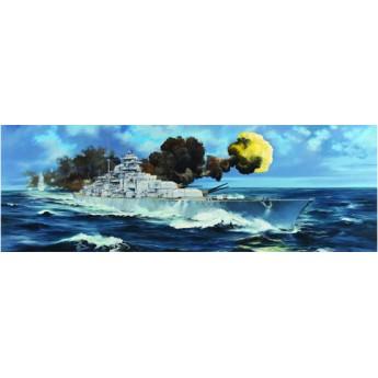 """Линкор """"Бисмарк"""" (1:200)"""