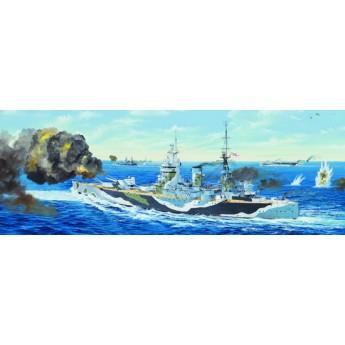 Корабль HMS Rodney (1:200)