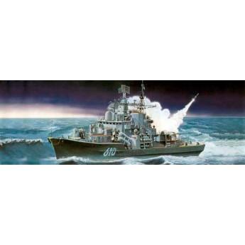 """Trumpeter 04515 Сборная модель корабля эсминец """"Современный"""" пр 956 Э (1:350)"""