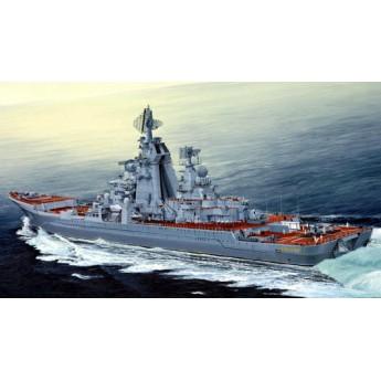"""Ракетный крейсер """"Адмирал Лазарев""""(б.""""Фрунзе"""") (1:350)"""
