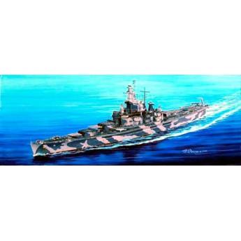 """Линкор ВВ-60 """"Алабама"""" (1:350)"""