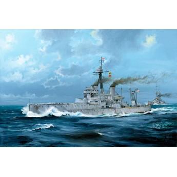 Корабль HMS Dreadnought 1918 (1:350)