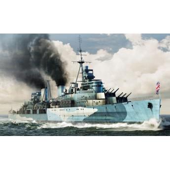 Корабль HMS Belfast 1942 (1:350)