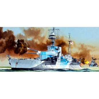 Корабль HMS Roberts Monitor (1:350)
