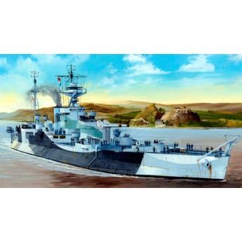 Корабль Монитор HMS Abercrombie (1:350)