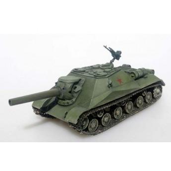 Panzerstahl 89008 Готовая модель САУ Объект 704 (ИСУ-152 образца 1945 г) (1:72)