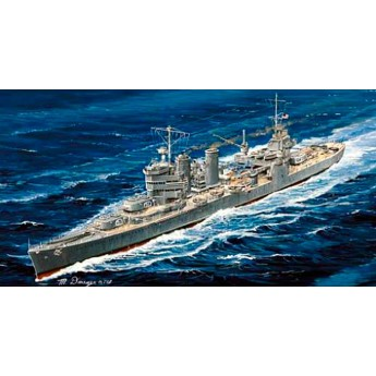 "Крейсер СА-34 ""Астория"" 1942 г. (1:700)"